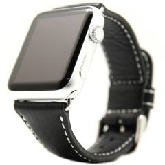 SLG Italian Leather Strap For Apple Watch - 38/40mm