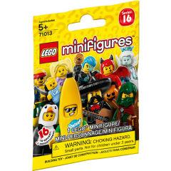 Minifigures Series 16-71013 Lego