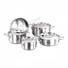 Korkmaz Alfa A1660 9 Peices Cookware Set