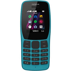 Nokia 110-2019-TA-1192 DS Dual SIM Mobile Phone
