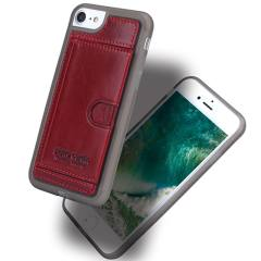 Pierre Cardin PCL-P11 Leather Cover For iPhone 8/ iphone 7