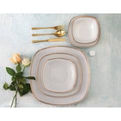 Zarin Iran Quatro Riva Dinnerware Set 27 Pcs High Grade
