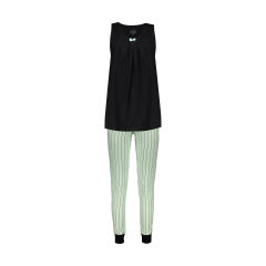 Narbon 1521372-9941 Top And Pants Set For Women