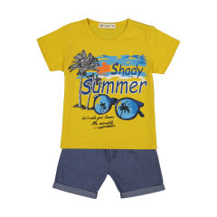 BK 2211250-16 T-Shirt And Shorts Set For Boys