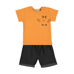 Nona 2211266-24 T-shirt And Shorts Set For Boys