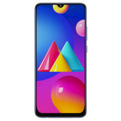 Samsung Galaxy M02s SM-M025F/DS Dual SIM 32GB And 3GB RAM Mobile Phone
