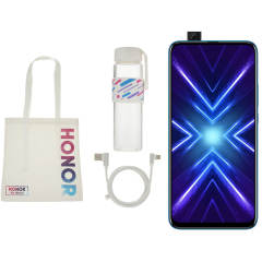 Honor 9X STK-LX1 Dual SIM 128GB And 6GB RAM Mobile Phone With Especial Gifts Of Honor