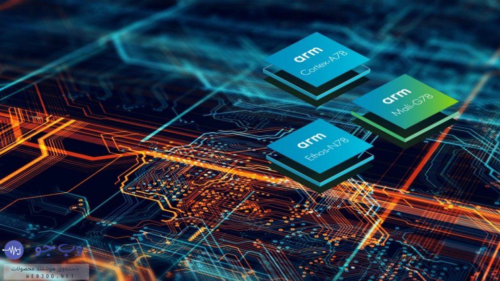 پردازنده ARM تلفن همراه